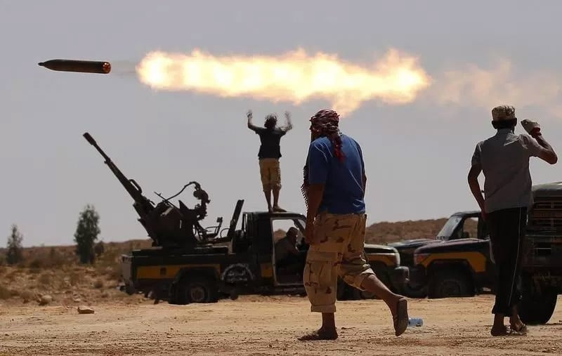 Libya has become a primary source of illicit weapons, U.N. experts say (Photo: Reuters)