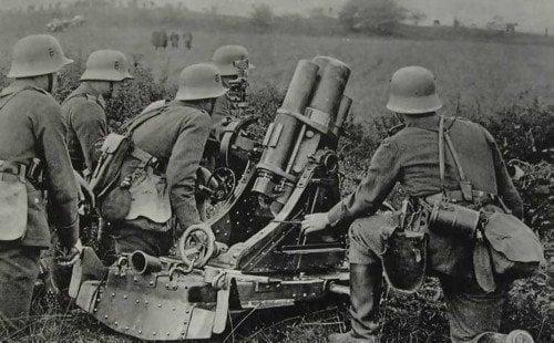 170mm minenwerfer