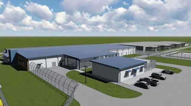 Prairieland Detention Center