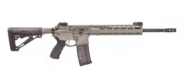 Cutlass rifle