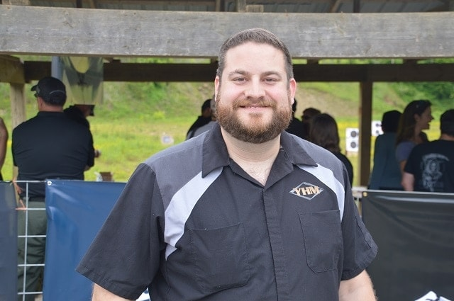 YHM's Chris Graham was on-site along with other suppressor industry insiders