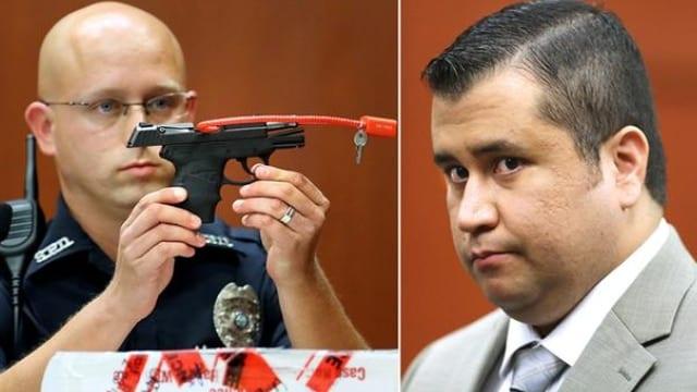 George Zimmerman to sell Trayvon Martin shooting pistol on Gunbroker