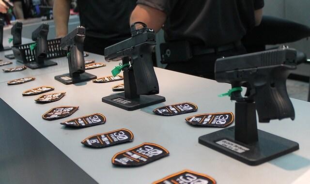 Glock pistols NRA