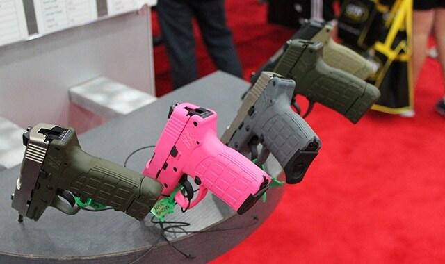 Kel_Tech pf9 pistol