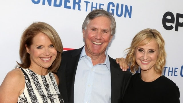 Petitions circulating for Yahoo to can Katie Couric over gun documentary