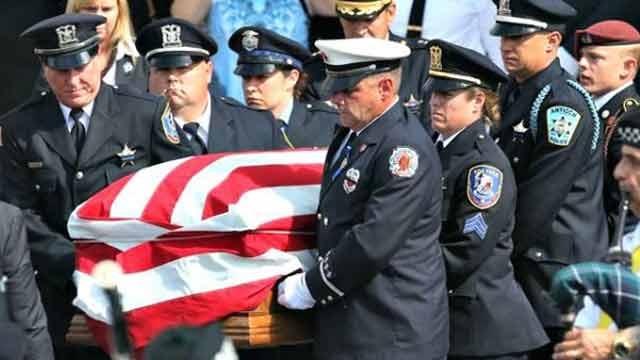 officer deaths