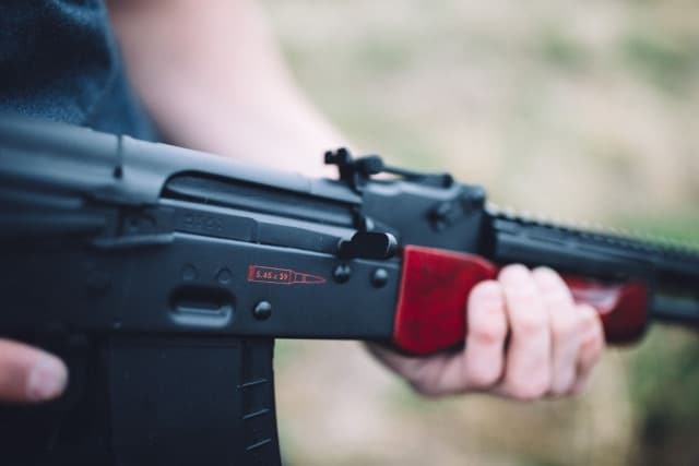 Rifle Dynamics and SilencerCo team up for limited edition AK pr0n 13