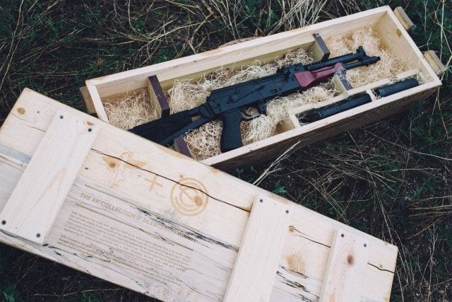Rifle Dynamics and SilencerCo team up for limited edition AK pr0n 5