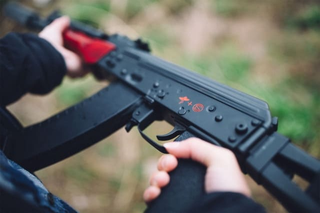 Rifle Dynamics and SilencerCo team up for limited edition AK pr0n 9
