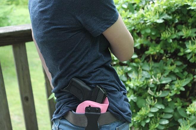 ruger concealed carry