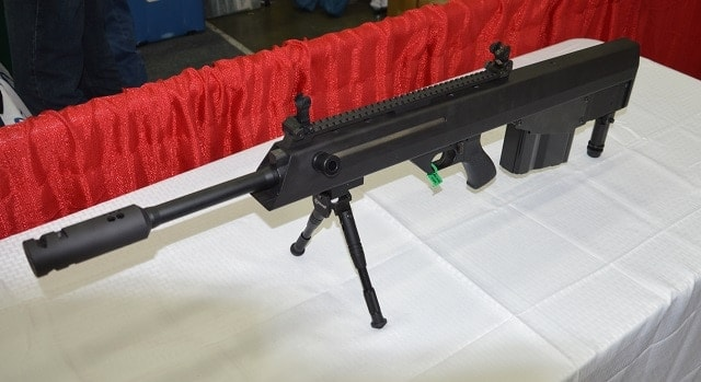 St. George bullpup .50 BMG makes a splash at NRA (3)