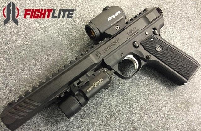 Step-22LS pistol receiver