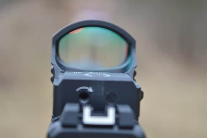 vortex razor red dot optic