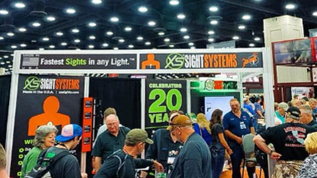 XS-Sight-Systems-NRA-booth