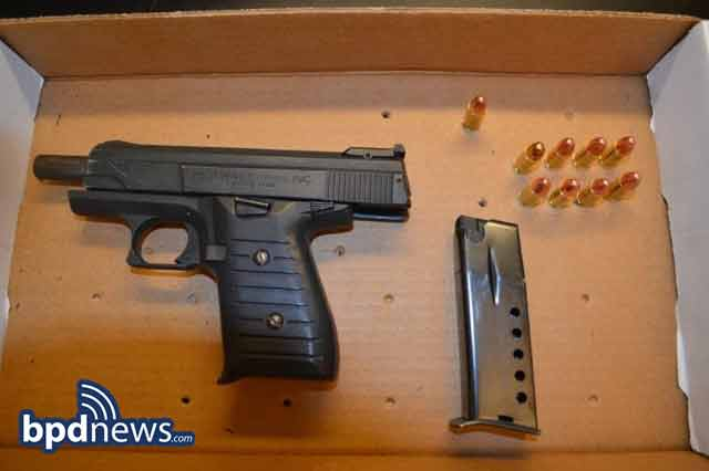 Shot Spotter alert leads to recovery of gun