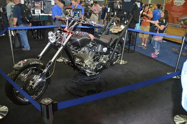 Wheels of the 2016 NRA Show (18 PHOTOS)