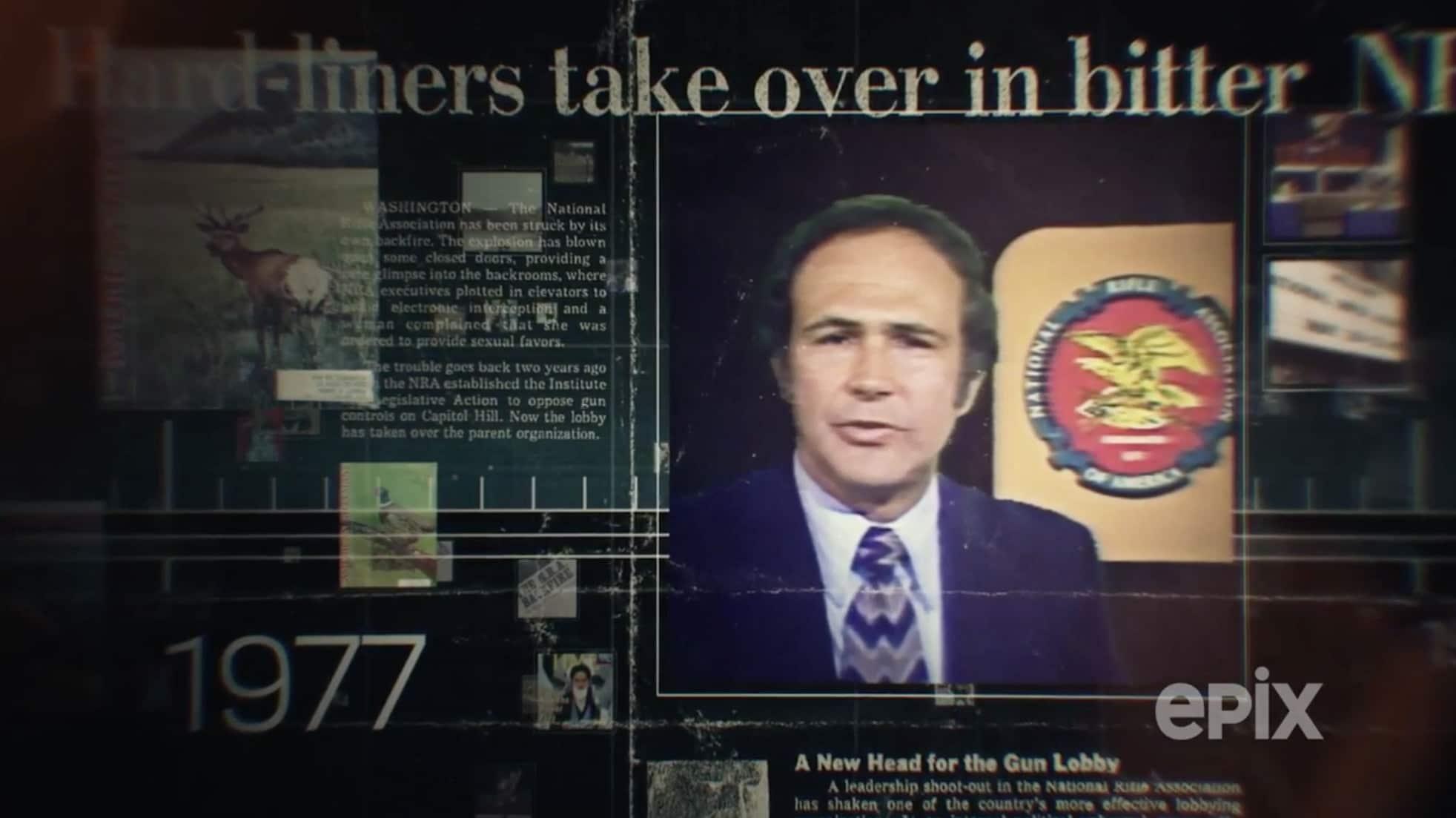 Under the Gun documentary (Image: Epix)