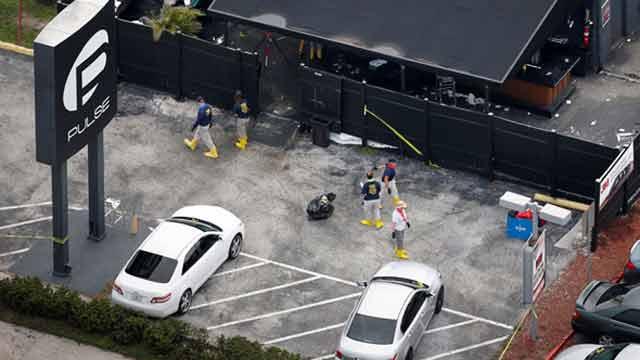 Orlando shooting 911 call