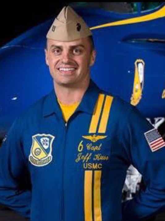 Capt Jeff Kuss