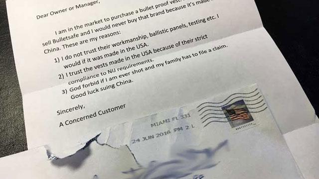 Bulletsafe_Letter