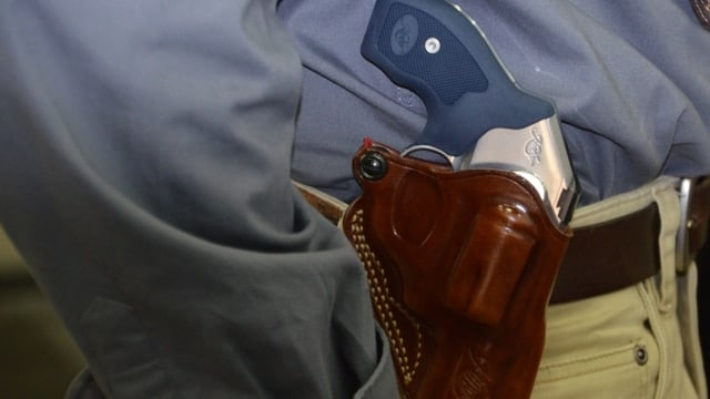 Challenge to Florida's open carry ban gets day in court