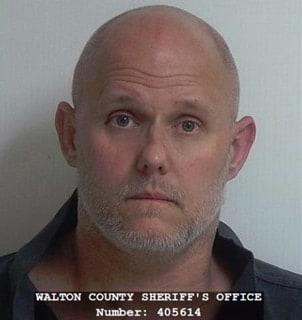 David Cook, 42, of Morgan's Landing, Georgia. (Photo: WCSO)
