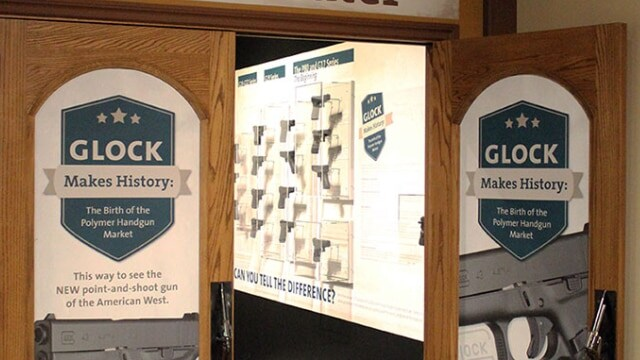 Glock exhibit opens at the Cody Museum (VIDEO)