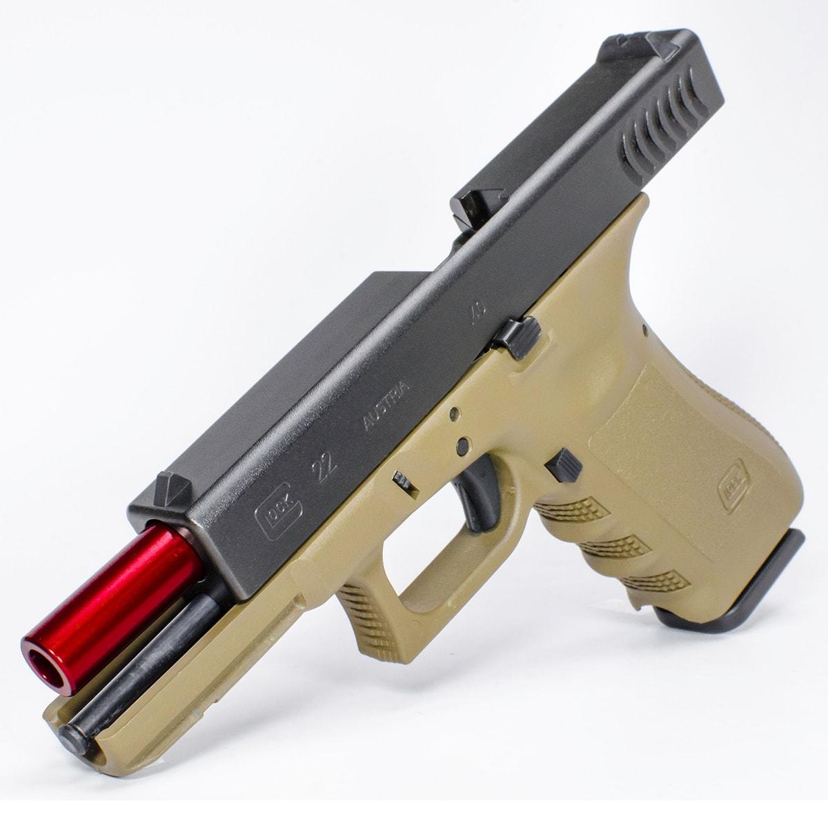LaserLyte training laser Glock