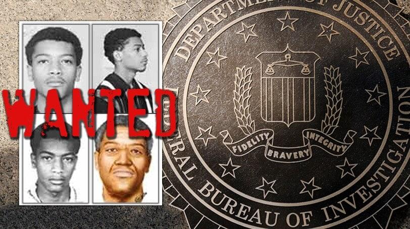 Wanted: Leonard Rayne Moses (Image: Jared Morgan via FBI)