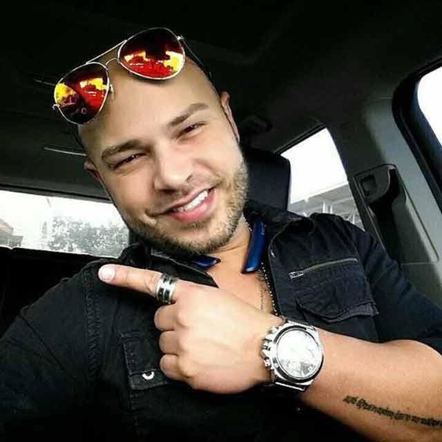 Luis Daniel Conde, 39