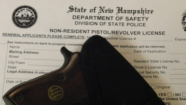 NH: Second Amendment win handed down by court in carry rights case