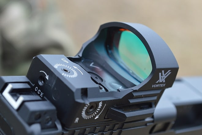 Gear Review Vortex Razor Red Dot