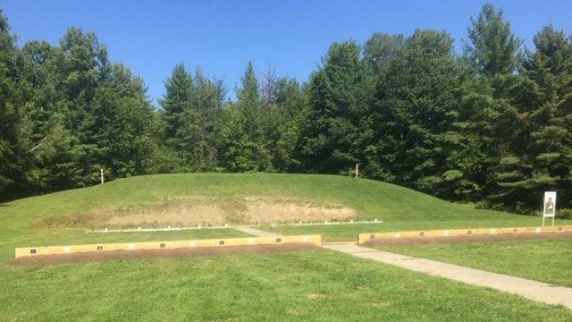 Vermont range
