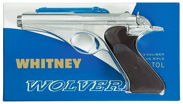 Wolverines The pistols, that is (5 PHOTOS) (2)