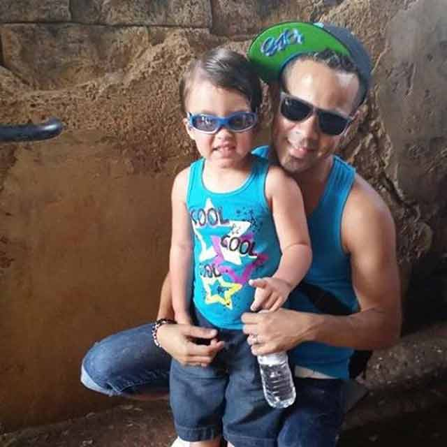 Xavier Emmanuel Serrano Rosado, 35