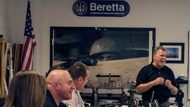 Beretta's armorer's class will cover a handful of Beretta firearms. (Photo: Beretta)