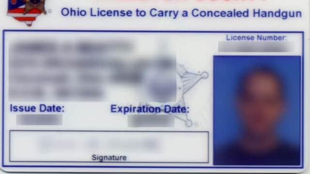 ohio concealed carry permit
