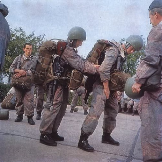 Yugoslav army paratroopers used the German StG44 as late as the 1960s