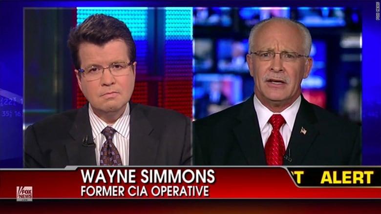 Wayne Simmons (Photo: Fox News)
