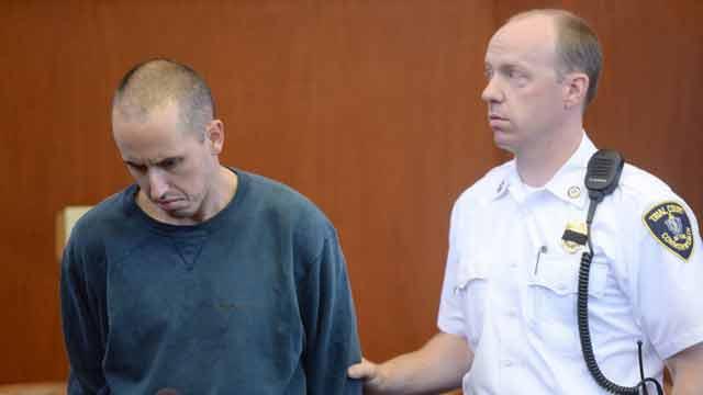 Jeffrey Lovell in court
