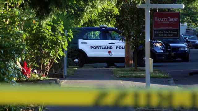 Portland home invasion