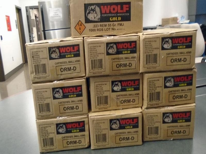 CBP stops guns and ammo going into Mexico (PHOTOS) 2