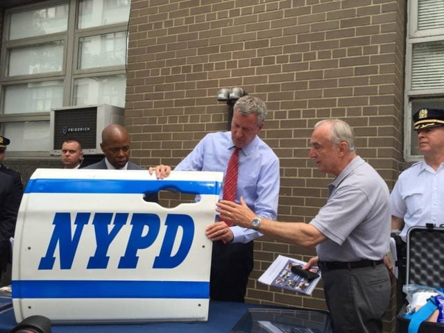 NYPD equips every officer with helmets, Level III body armor (VIDEO) 2