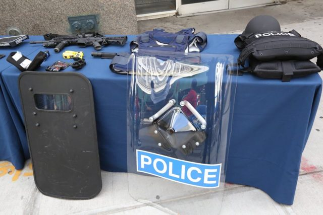NYPD equips every officer with helmets, Level III body armor (VIDEO) 3