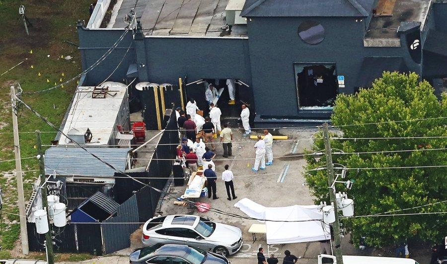pulse nightclub shooting orlando police DOJ review