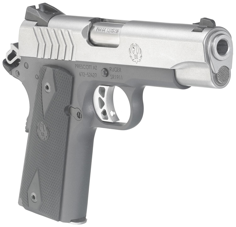 Ruger SR1911 pistol 9mm