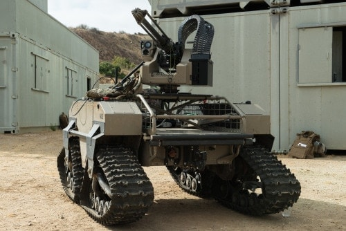 Marines with 3rd Battalion, 5th Marine Regiment tested new equipment such as the Multi Utility Tactical Transport in a simulated combat environment at Marine Corps Base Camp Pendleton, Calif., July 8, 2016. The MUTT is designed as a force multiplier to enhance expeditionary power enabling Marines to cover larger areas and provide superior firepower with the lightest tactical footprint possible. The Marine Corps Warfighting Laboratory is conducting a Marine Air-Ground Task Force Integrated Experiment in conjunction with Rim of the Pacific exercise to explore new gear and assess its capabilities for potential future use. The Warfighting Lab identifies possible challenges of the future, develops new warfighting concepts, and tests new ideas to help develop equipment that meets the challenges of the future operating environment.