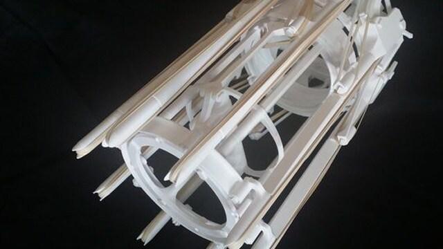3d Printed Gatling Gun Unloads 48 Rubber Bands In Seconds