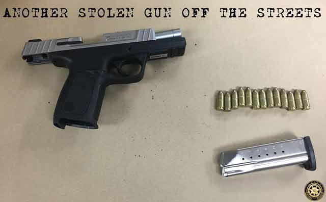 teen gun
