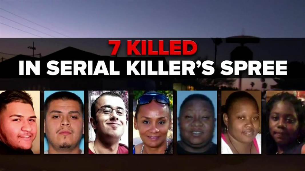 victims serial shooter phoenix